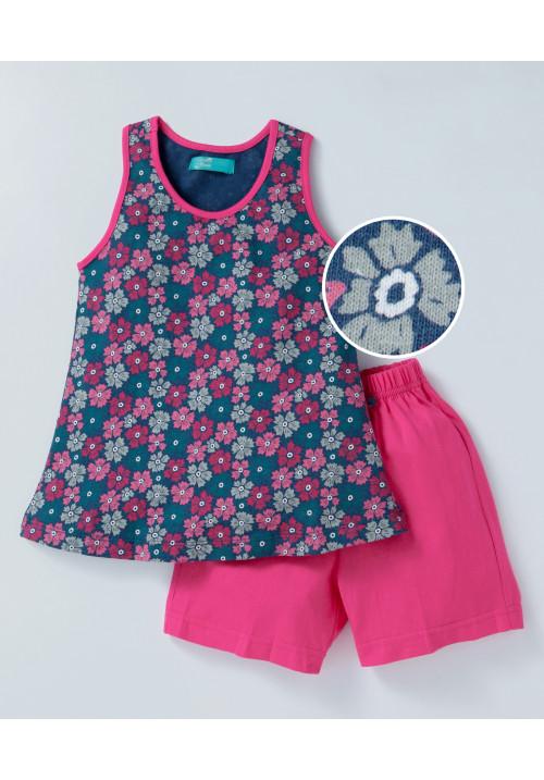 Blossom Pink Short Set