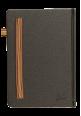 Italian Leather Notebook 2018 Black