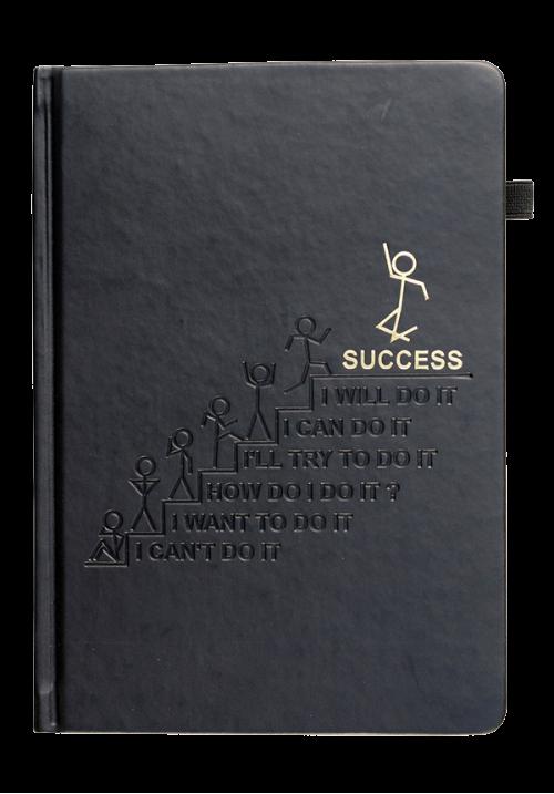Italian Leather Notebook 2018 Success