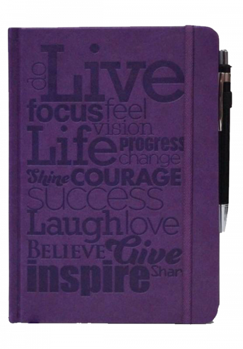 Live Life Notebook