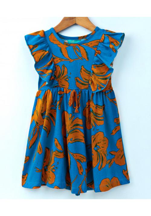 Musturd Lily Dress