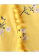 Yellow Breath Dress