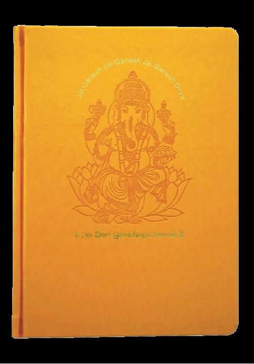 Ganesh ji Notebook